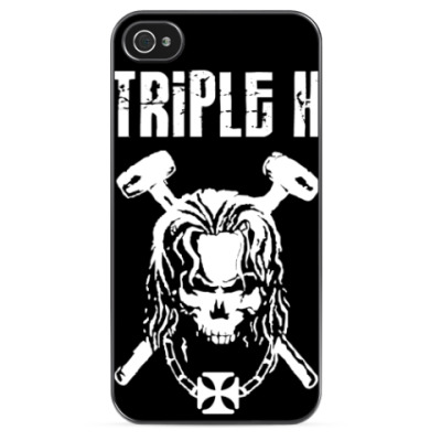 Чехол для iPhone Triple H (HHH)