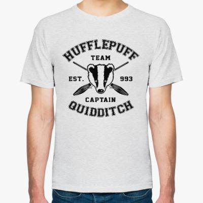 Футболка Hufflepuff Quidditch