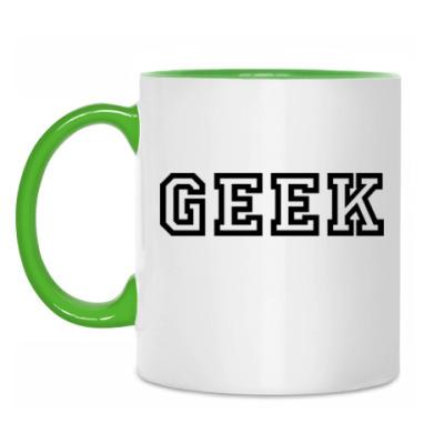 Кружка Гик (Geek)