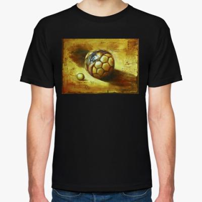 Футболка Футбол и вечность