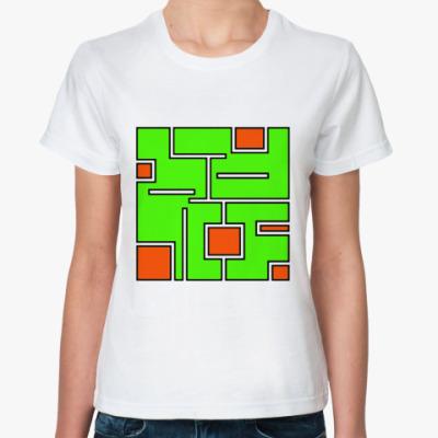 Классическая футболка RAFsquare