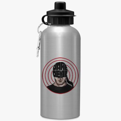 Спортивная бутылка/фляжка Daredevil / Сорвиголова
