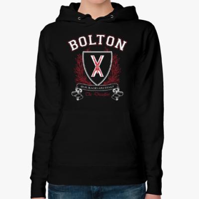 Женская толстовка худи House Bolton