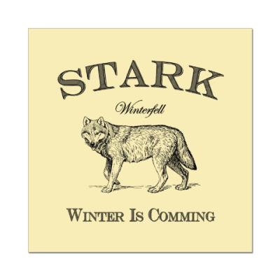 Наклейка (стикер) Stark
