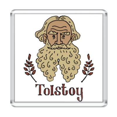 Магнит Лев Толстой