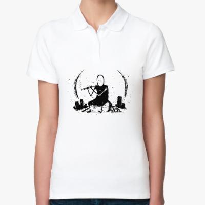 Женская рубашка поло  Mr. Freeman 5