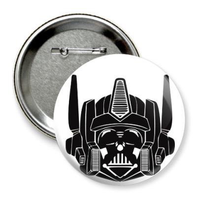 Значок 75мм Prime, Vader