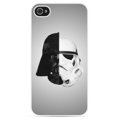 Чехол для iPhone Star Wars: Вейдер и Штурмовик