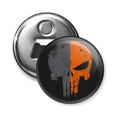 Магнит-открывашка Punisher
