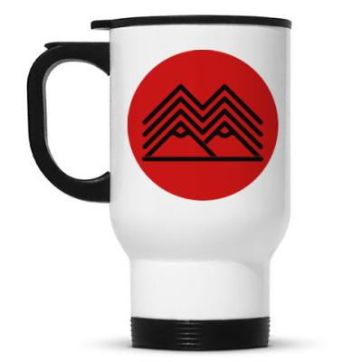 Кружка-термос Символ Твин Пикс Twin Peaks