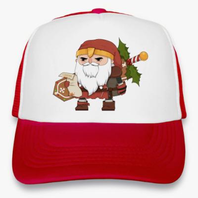 Кепка-тракер Brutal Santa