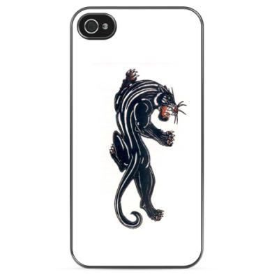 Чехол для iPhone зверь