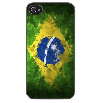 Чехол для iPhone Бразилия
