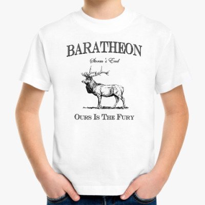 Детская футболка Baratheon