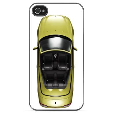 Чехол для iPhone SAAB Cabrio
