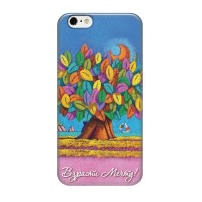 Чехол для iPhone 6/6s Дерево Счастья Взрасти Мечту