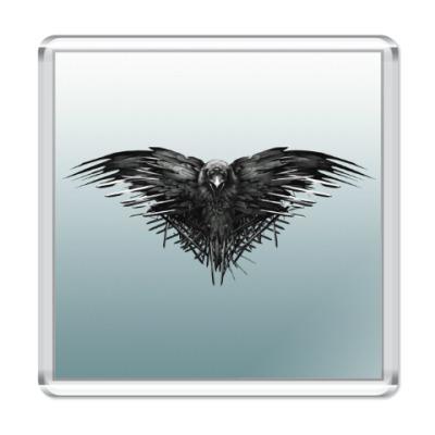 Магнит Игра Престолов: Ворон