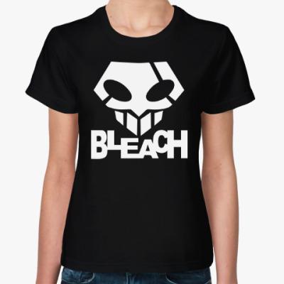Женская футболка Блич