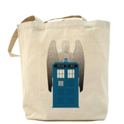 Сумка Weeping Angel Doctor Who