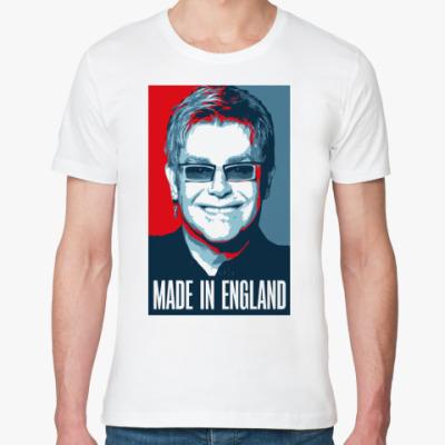 Футболка из органик-хлопка Elton John