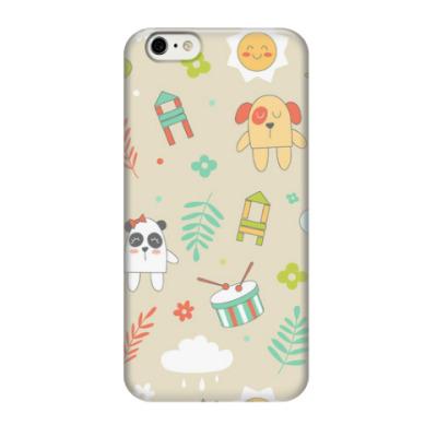 Чехол для iPhone 6/6s Милые создания