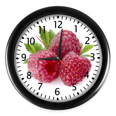 Настенные часы Малинка