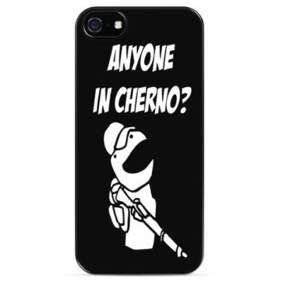 Чехол для iPhone Anyone in Cherno?