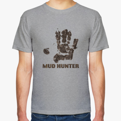 Футболка Mud Hunter