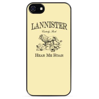 Чехол для iPhone Lannister