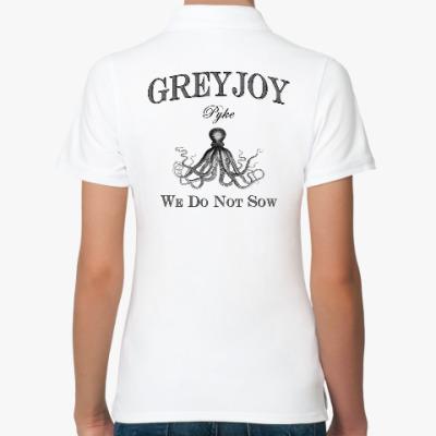 Женская рубашка поло Greyjoy