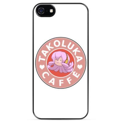 Чехол для iPhone TakoLuka cafe