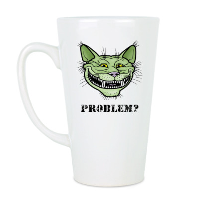 Чашка Латте Кото-тролль Кото-тролль, troll