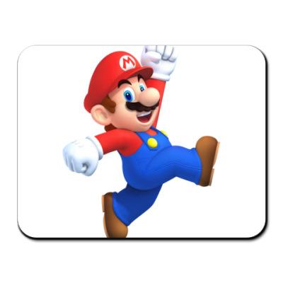 Коврик для мыши Марио
