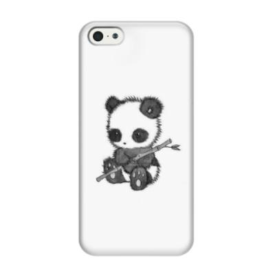 Чехол для iPhone 5/5s 'Панда Ло