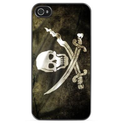 Чехол для iPhone Пиратский