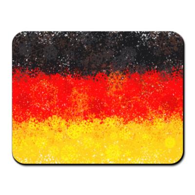 Коврик для мыши Флаг Германии