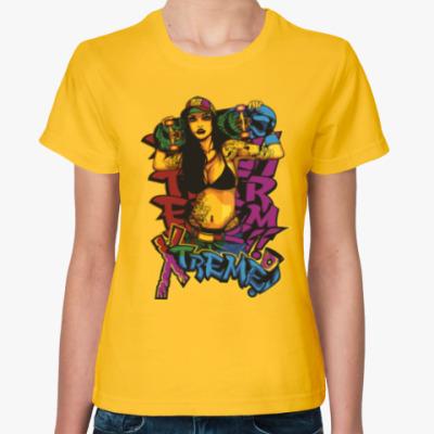 Женская футболка Xtreme