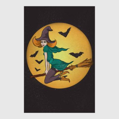 Постер Ведьма