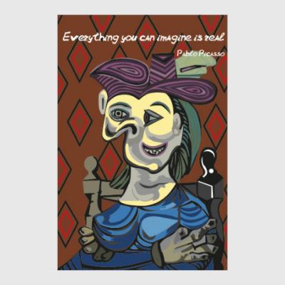 Постер Pablo Picasso