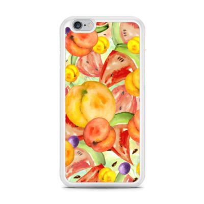 Чехол для iPhone Фруктовое настроение