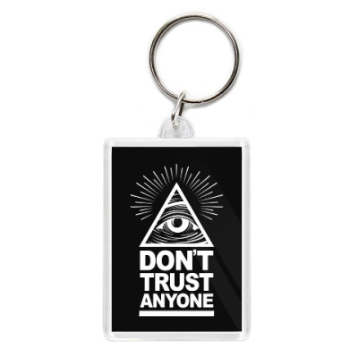 Брелок Don't Trust Anyone