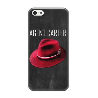 Чехол для iPhone 5/5s Agent Carter