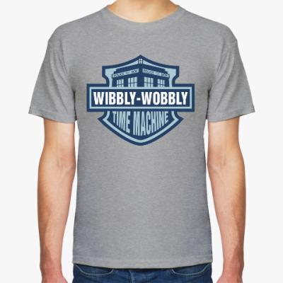 Футболка Wibbly-Wobbly - Time Machine