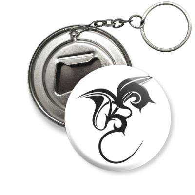 Брелок-открывашка Символ Дракона