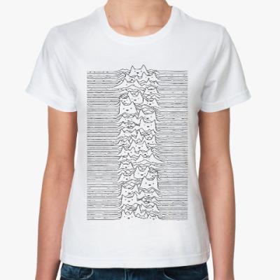 Классическая футболка Cat Division