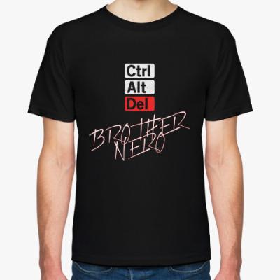 Футболка Brother Nero - Broken Matt Hardy/Jeff Hardy