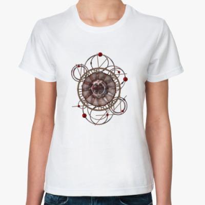 Классическая футболка Амулет