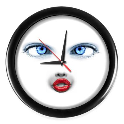 Настенные часы Красивое время