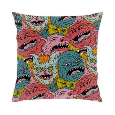 Подушка Psychodelic Monsters
