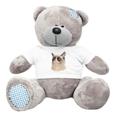 Плюшевый мишка Тедди Grumpy Cat / Сердитый Кот